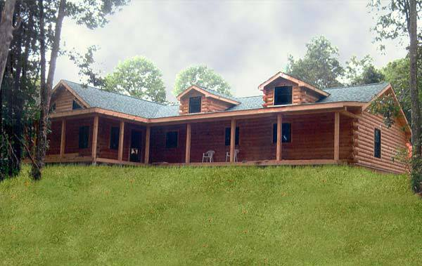 Floor Plans: Ranch House Plans