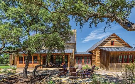 The Benefits of Building a Ranch-Style Log Home