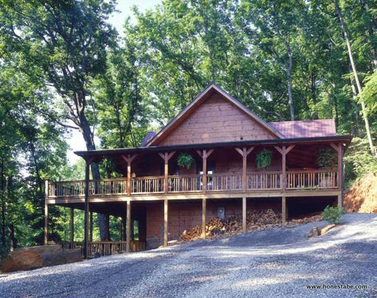 Log Cabin Floor Plans – Log Home Open Floor Plans