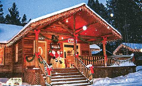 4 Log Home Resorts and Rentals In Montana
