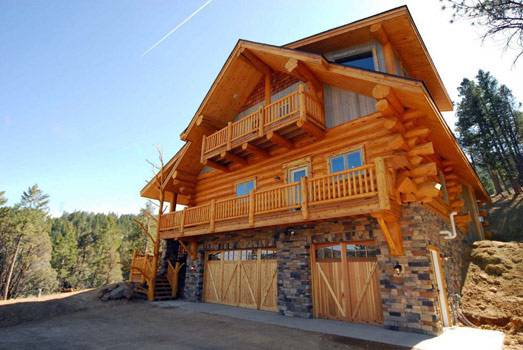 Log home companies products real estate for Www loghome com
