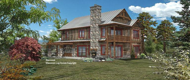Log Cabin Floor Plans