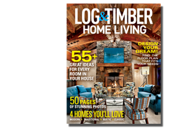 Superieur Subscribe To Log Home Living